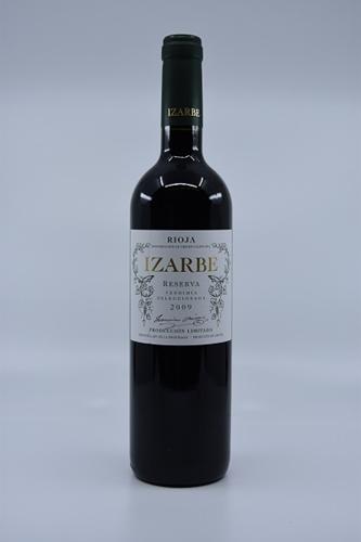 Bild von Izarbe Rioja Reserva 2009